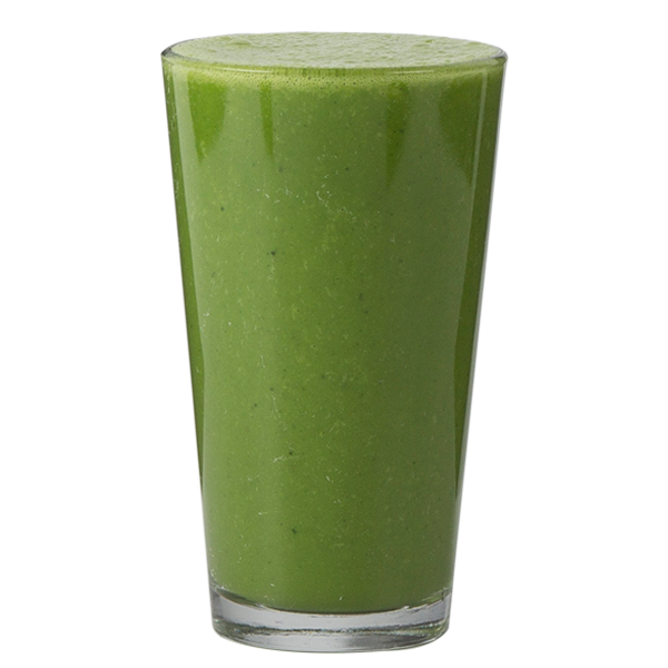 <h3>Green Pineapple</h3>Kale, Spinach, Pineapple, Coconut Milk, Coconut Nectar, Banana, Maca Root