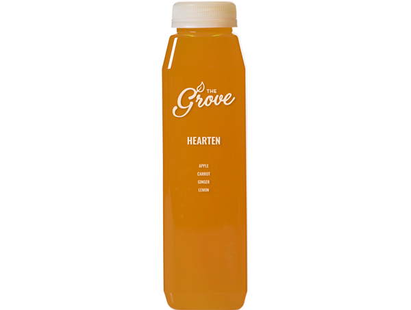 Hearten (Apple, Carrot, Ginger, Lemon)