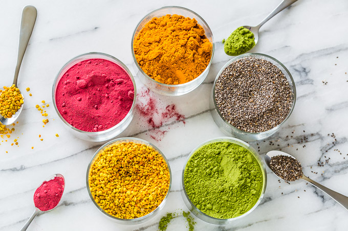 Smoothie Kit Delivery - Ingredients for Superfood Smoothies