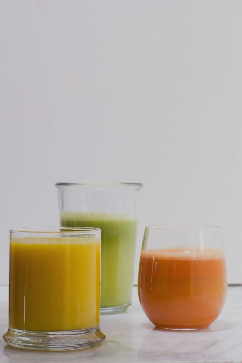 cold-pressed juice program